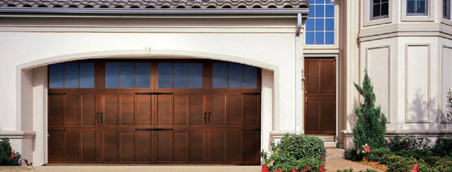 carriage house collection garage door